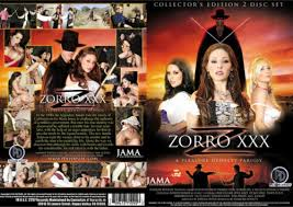 Zorro XXX A Pleasure Dynasty Parody (2012)