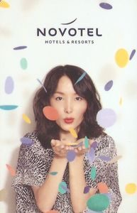 Young Woman at The Hotel (2015)